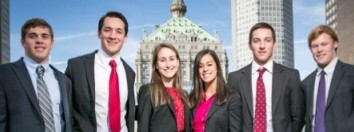 Cornell Real Estate Case Study Competition Award